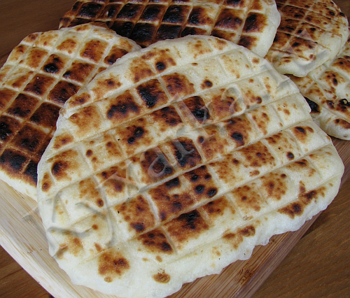 Лепешки на мангале рецепт с фото