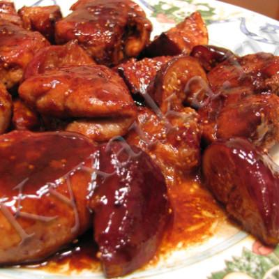 Рецепт со свиной вырезки