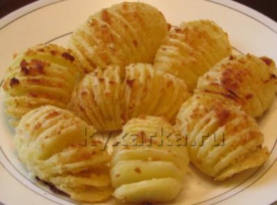 Печеный картофель «Гассель»
