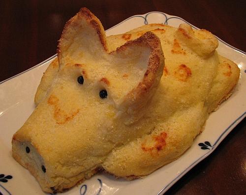 """Запеканка """"Картофельный поросенок"""""""