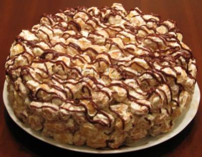 Торт дамский пальчик рецепт пошагово в домашних условиях 87