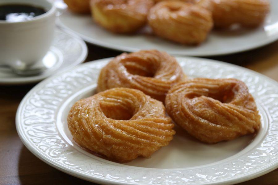 Французские пончики