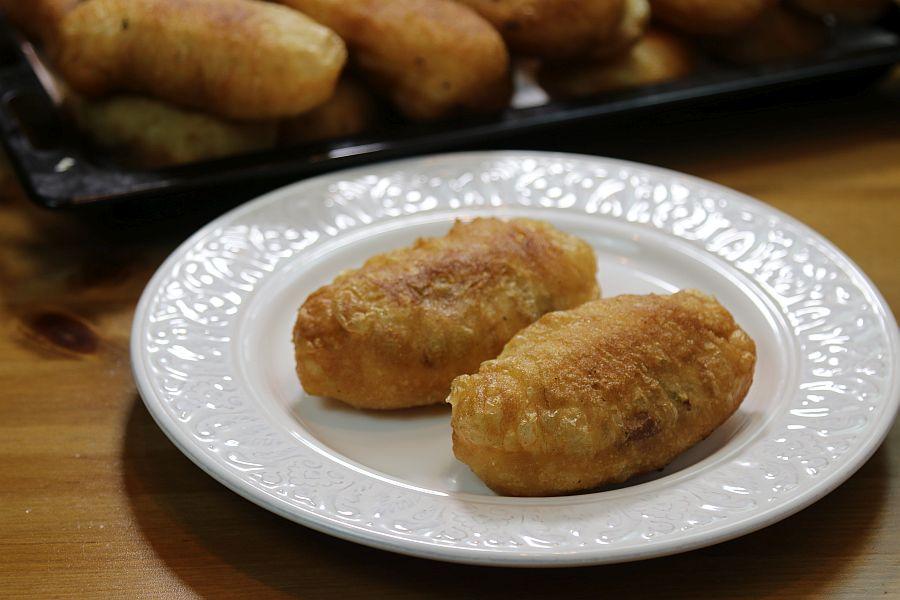 Орские Старогородские пирожки с ливером